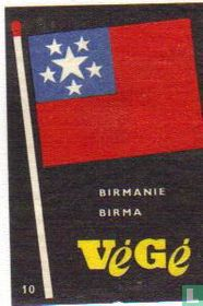 vlag Birma