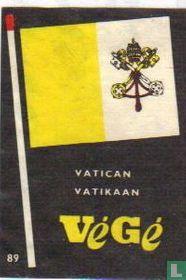 vlag Vatikaan