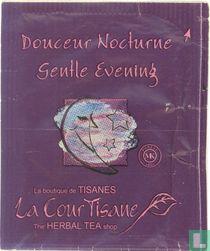 Douceur Nocturne  Gentle Evening