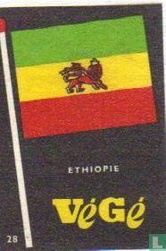 vlag Ethiopië
