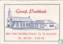 Geref. Parkkerk