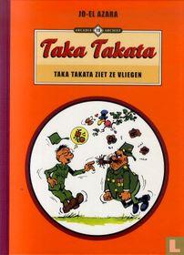 Taka Takata ziet ze vliegen kopen