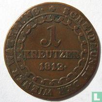 Austria 1 kreutzer 1812 (A)