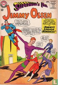 Jimmy's Legion Romances