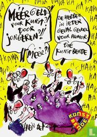 """S000381 - Kunstbende """"Méér Geld voor Kunst?!"""""""