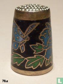 Vingerhoed - Cloisonné
