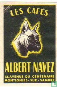 Les cafés Albert Navez