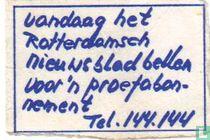 Rotterdamsch Nieuwsblad