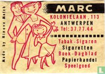 Marc - tabak sigaren ...