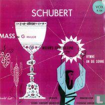 Mass in G major / Miriam's Siegesgesang / An die Sonne