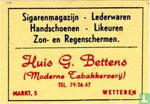 Huis G. Bettens