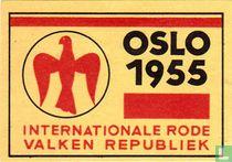 Oslo 1955 Internationale Rode valken republiek