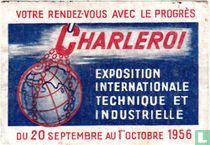 Charleroi exposition internationale technique et industrielle