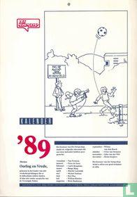 Kalender '89 - Thema oorlog en vrede