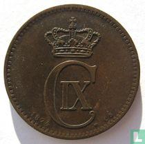 Denemarken 5 øre 1874