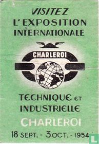 Exposition internationale Charleroi