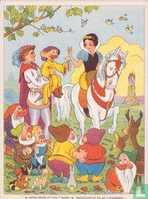 Blanche Neige et les 7 Neins / Sneeuwwitje en de zeven dwergen