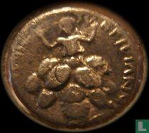 Romeinse Rijk Denarius Augustus AD 14