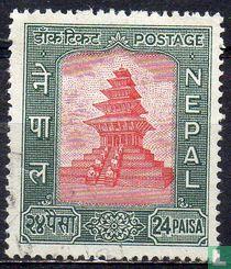 Nyatopol tempel, Bhaktapur