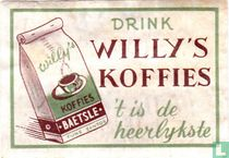 Drink Willy's koffies