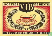 Koffies V.T.B de beste