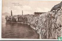 gibraltar - europa lighthouse