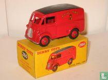 Morris J Royal Mail Van