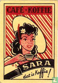 Café - Koffie Sara