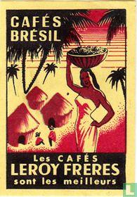 Cafés Bresil Leroy Frères