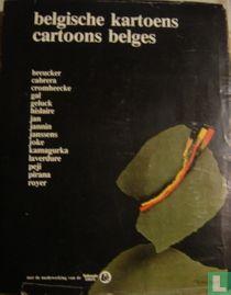Belgische kartoens - Cartoons Belges