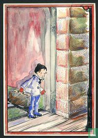 Cramer Rie -1977-original gouache illustration for children's books