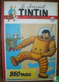 Le journal Tintin 18