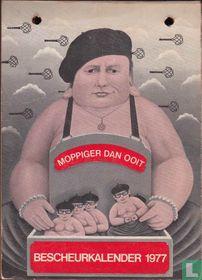 Bescheurkalender 1977