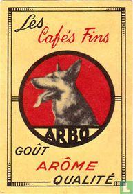 Les Cafés Fins Arbo