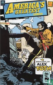 Spotlight on Alex Toth