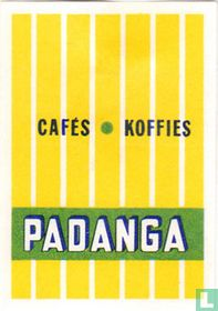 Cafés koffies Padanga