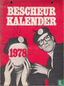 Bescheurkalender 1978