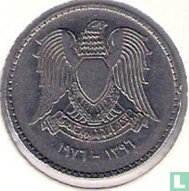 "Syrië 50 piastres 1976 (AH1396) ""FAO"""