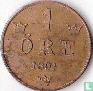 Zweden 1 öre 1891