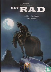 De 7 strijders van Korot 2