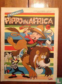 Il Vittorioso: Pippo in Africa