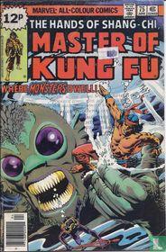 Master of Kung Fu 75