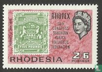 Exposition philatélique RHOPEX