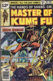 Master of Kung Fu 70