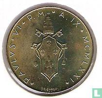 Vaticaan 20 lire 1971