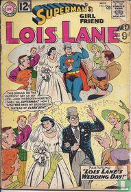 Lois Lane's Wedding Day!