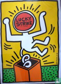 Lucky Strike [yellow]