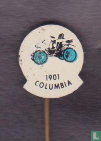 1901 Columbia [blauw]