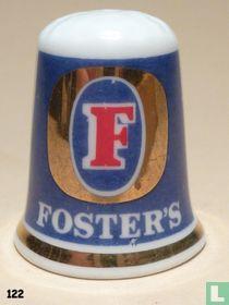 Reclame - Fosters Bier