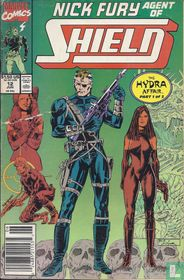 Nick Fury, Agent of S.H.I.E.L.D. 12